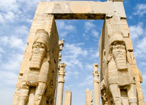 persepolis National Gate