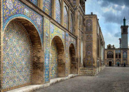 Golestan palace 6