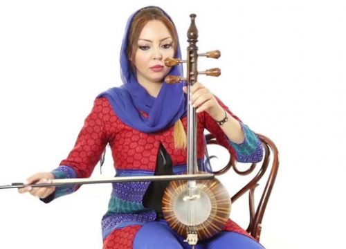Kamanche Persian Music