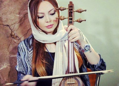 Kamanche traditional Persian Music